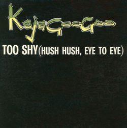 Kajagoogoo - Too Shy