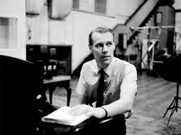 George Martin during the Beatle years