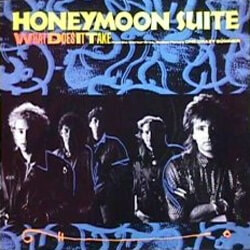 Honeymoon Suite - What Does It Take